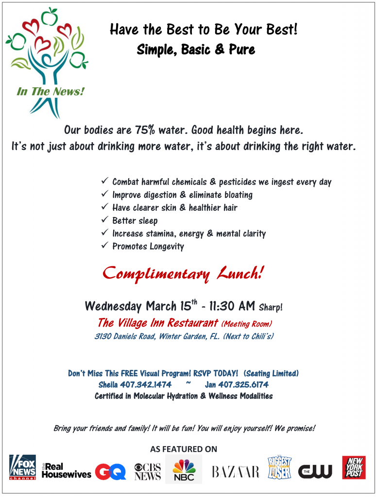 RSVP2 RSVP FOR OUR MARCH 15TH WELLNESS INFO SESSION